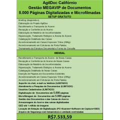 Gestão Completa de Documentos mais digitalização distribuída