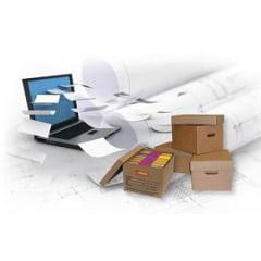 AGILDOC GUARDA BASIC - Guarda Simples de Documentos - Até 48 Caixas arquivo - Sem custos de implantação
