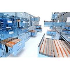AGILDOC GUARDA BUSINESS - Guarda Simples de Documentos - Até 144 Caixas arquivo - Sem custos de implantação